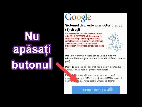 Viruși pe Android și metode de protecție