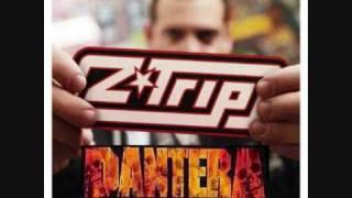 Z-Trip vs Pantera
