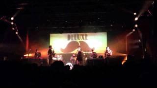 """Deluxe """"Mr Chicken"""" @ Dock des Suds 13.04.2012"""