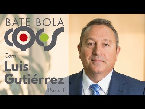 Imagem post: Bate Bola –Luis Gutiérrez – Parte 1