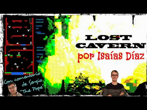 """Canal Homebrew: Lost Cavern (Isaias Díaz) con comentario de Sergio """"The Pope"""""""
