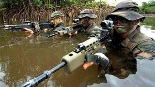 South African Recce Commandos