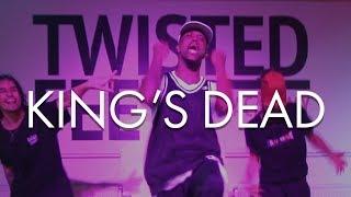 Jay Rock Kendrick Lamar Future James Blake - Kings Dead / Choreography by Johnny JBLAZE Erasme