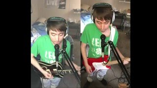 """White Walls"" Macklemore and Ryan Lewis - Live Cover"