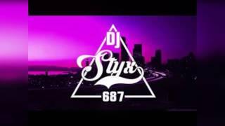 DEXTA DAPS  & DJ STYX 687 - 1 Minutes [Zouk Remix]