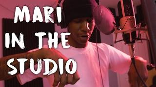 Mari- Speaking (In the Studio)