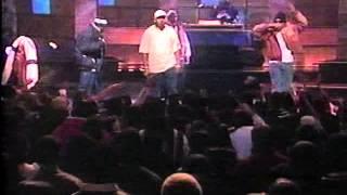 LL Cool J, DMX, Red Man, Method Man on Apollo