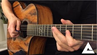 Another Brick In The Wall - Pink Floyd - Acoustic Guitar Cover width=