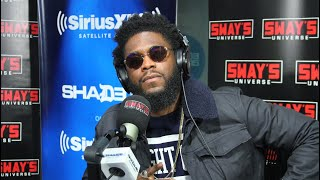 Big K.R.I.T. - The Message Freestyle