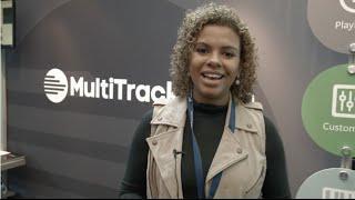 Nívea Soares fala sobre MultiTracks.com.br