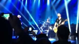 Nickelback - When we stand together (Live from Copenhagen Here and now tour 2012)