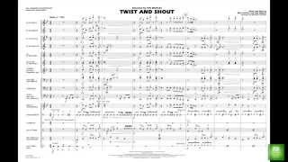 Twist and Shout arranged by Michael Brown