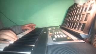 Czadoman- Ruda tańczy jak szalona cover keyboard