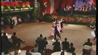 Grande Premio RTP Danças de Salão valsa Inglesa