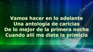 Antologia De Caricias Altamira Banda Show Con Letras (Lyrics)