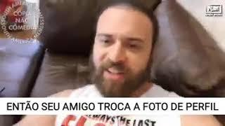 ENTÃO O SEU AMIGO TROCA A FOTO DE PERFIL - SAM MEMES - SOUTH AMERICA MEMES