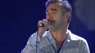 Morrissey - Mad World (Tears for Fears Cover) Live at Hollywood Bowl