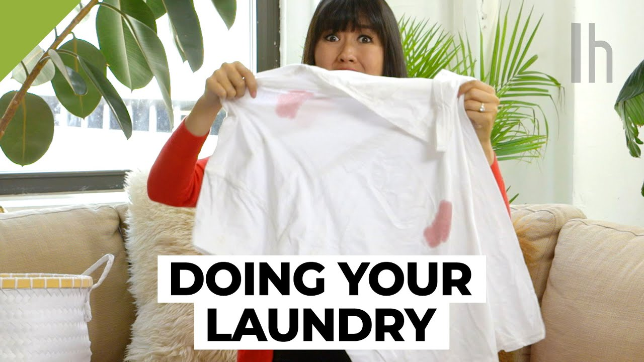 How To Do Laundry If You Are Bad At Laundry
