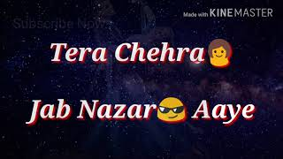 ❤❤ Tera Chehra 😘😘 || Lyrical Proposal || Love Status