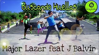 Buscando Huellas - Major Lazer feat J Balvin Sean By Lalo Graykobs Choreography (Tlaxcala)