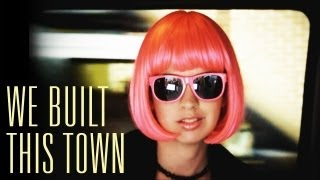 """""""We Built This Town"""" Featuring MinecraftChick (Minecraft / Music Video)"""