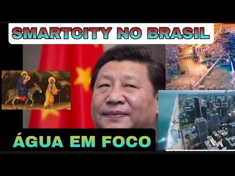 A Smartcity no Brasil construída pela China