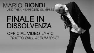 Mario Biondi ft. Fabrizio Casalino - Finale in dissolvenza (Official Video Lyric-Con il testo!)