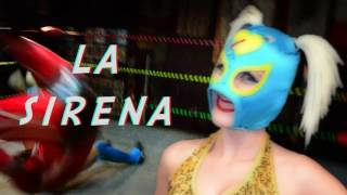 ¡LUCHAFER!  A Mexican Wrestling Extravaganza!