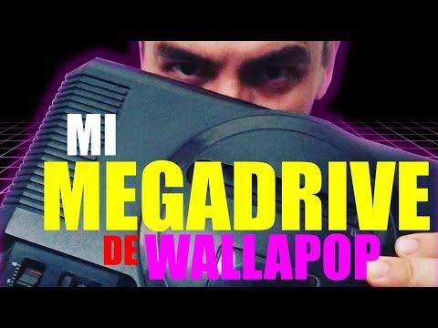 MI NUEVA MEGADRIVE DE WALLAPOP