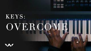 Overcome (Keys Tutorial Video) - Elevation Worship