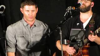 Jensen's 3rd Song during Saturday Night Special NJCON 2017