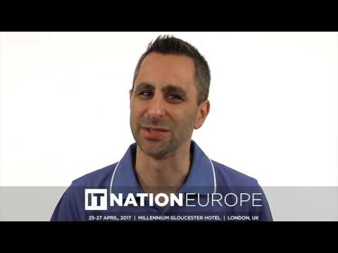 IT Nation Europe: Attend The Event. Join The Community