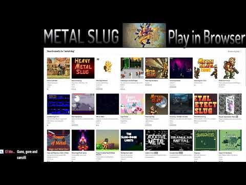 METAL SLUG -Play in Browser-