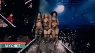 Destiny's Child Lose My Breath Live Coachella
