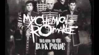 My Chemical Romance-The End with Lyrics