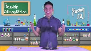 Fusión I.Q. 21 El vaso que bebe solo (Presión Atmosférica)