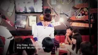 CNBLUE – T.G.I Friday's Brand Song