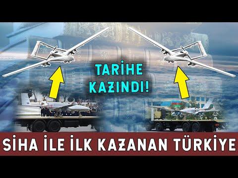 Tarih Yazdı! SİHA İle Kazanan İlk Ülke TÜRKİYE!