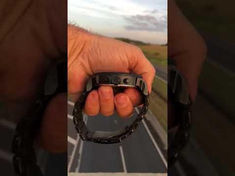 Relógio Diesel 3 BAR - Preto