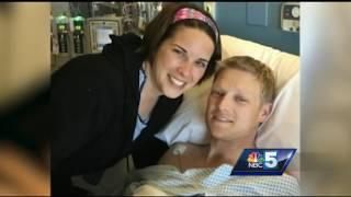 Rutland firefighter returns to work following kidney transplant