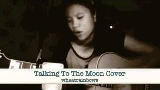 Bruno Mars - Talking To The Moon (Cover) • Joie Tan