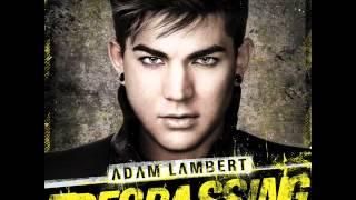 NEW 2012 Adam Lambert - Shady (snippet) + LYRICS