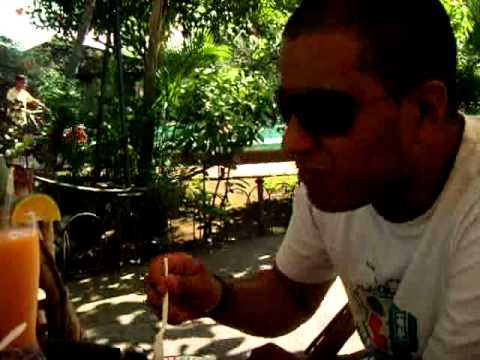 Comiendo Chile en Nicaragua