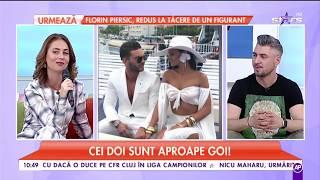 Dorian Popa, scene fierbinți alături de o bombă sexy