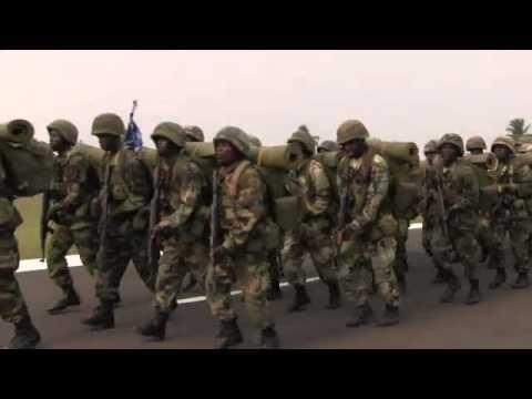 Liberian Army  2012