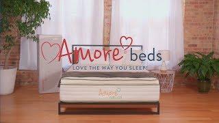 The Amore Natural Mattress - With Natural And Organic Materials