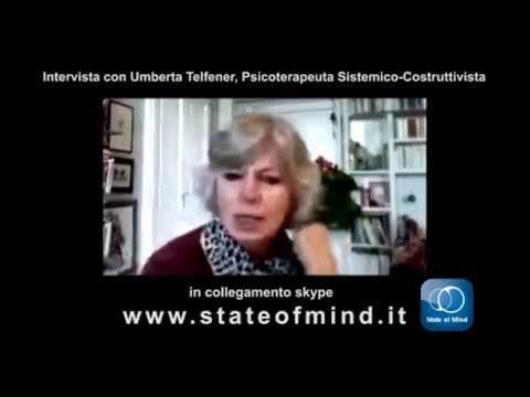 Psicoterapia: Intervista con Umberta Telfener - I Grandi Clinici Italiani