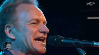 """Sting: I Can't Stop Thinking About You (Live) - New Single 