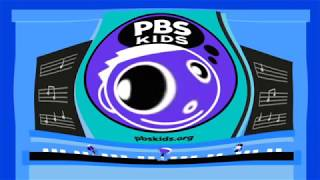 PBS Kids Piano Logo Effects