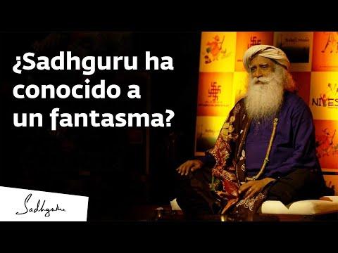 ¿Ha conocido Sadhguru a un fantasma?   Sadhguru